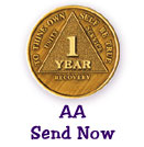 Send an AA Birthday Chip